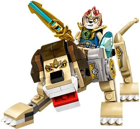 LEGO Chima: Легендарные звери: Лев 70123
