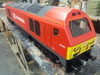 Garden Rail Тепловоз класса 67-А на колею 12,7 см и 17,8 см, электрический