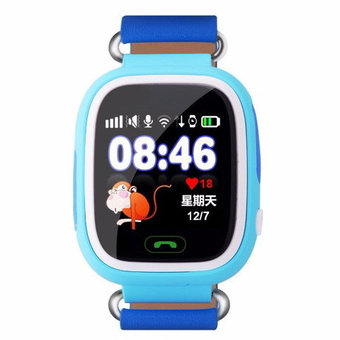 Часы Smart Baby Watch GPS Q80
