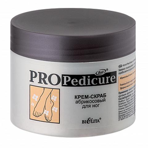 Белита Pro Pedicure Крем-скраб абрикосовый 300мл