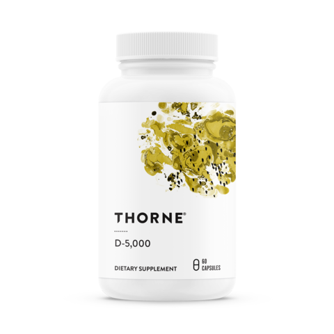 Thorne Research, Vitamin D-5000