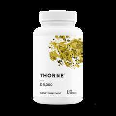 Thorne Research, Vitamin D-5000