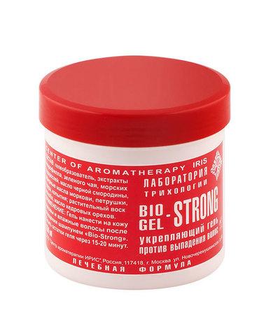 """Укрепляющий гель против выпадения волос """"BIO-STRONG GEL"""", 250 мл"""