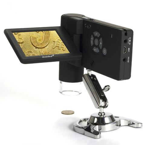 Микроскоп цифровой Levenhuk DTX 500 Mobi