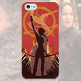 Чехол для iPhone 7+/7/6s+/6s/6+/6/5/5s/5с/4/4s THE HUNGER GAMES