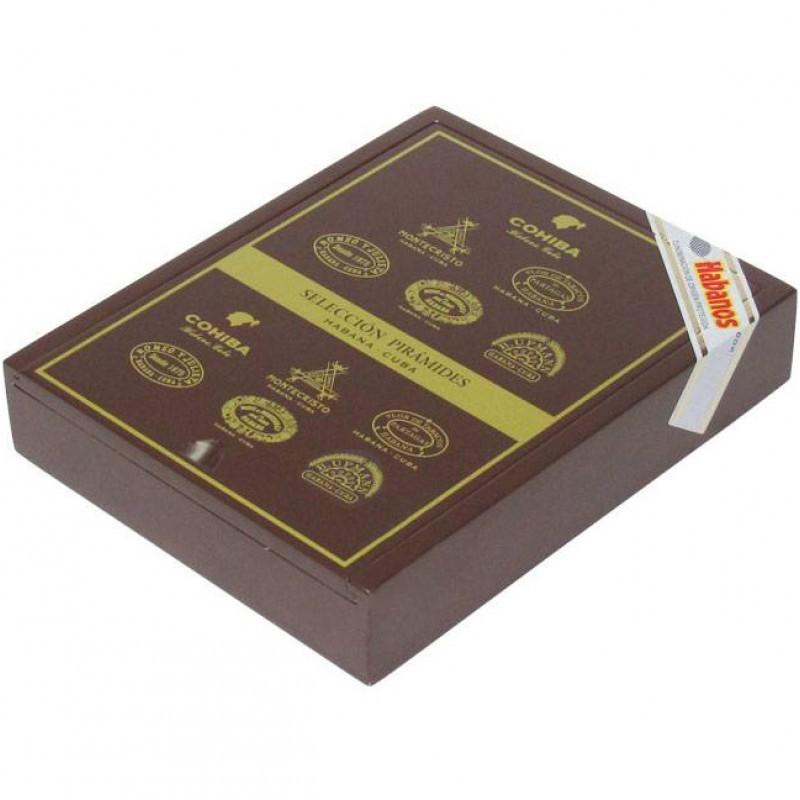 Combinaciones Seleccion Piramides  2016 Подарочный набор кубинских сигар