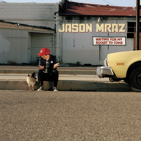 Jason Mraz / Waiting For My Rocket To Come (2LP)