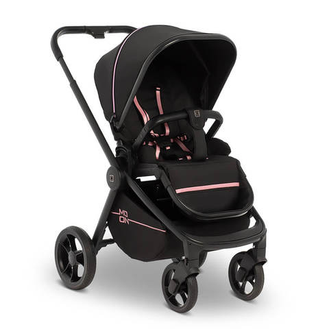 Коляска Moon Resea Sport Rose Black (604) 2020