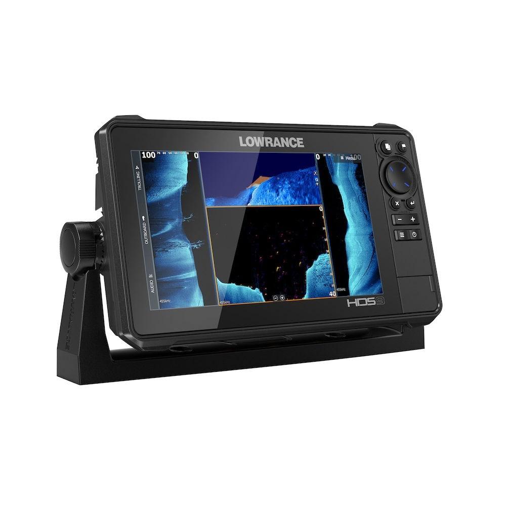 Lowrance HDS-9 LIVE с датчиком Active Imaging 3-in-1