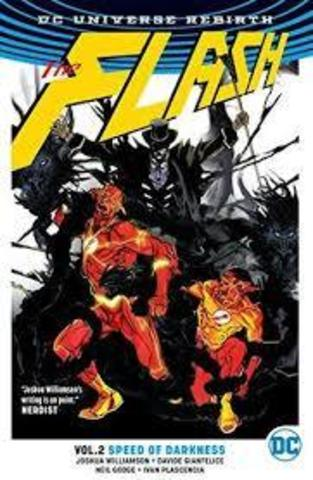 The Flash Vol 2 Speed of Darkness (Rebirth)