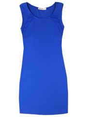 GDR002021 Платье женское, синее