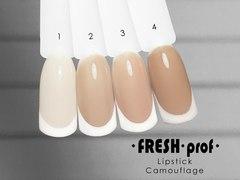 Гель-лак Fresh Prof 10 мл Lip Stick Comouflage 02