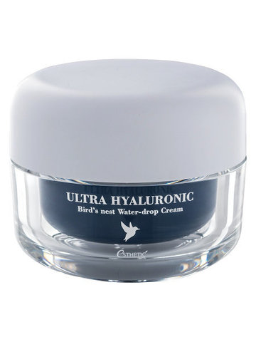 ESTHETIC HOUSE ЛАСТОЧКА ГИАЛУРОН Крем для лица Ultra Hyaluronic acid Bird's nest Water- drop Cream 50 мл
