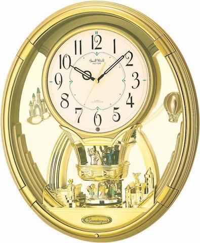 Настенные часы Rhythm 4MH736WD18