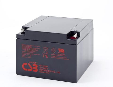 Аккумуляторы CSB CSB GP12260 - фото 1