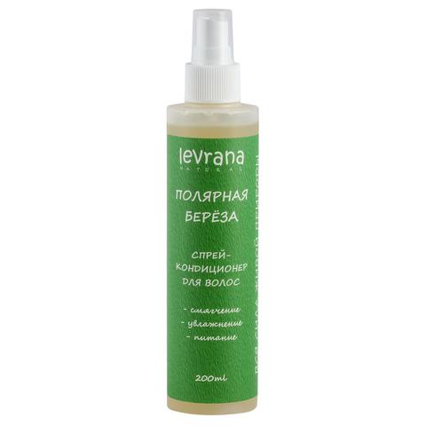 Спрей-кондиционер для волос Полярная Берёза (levrana)