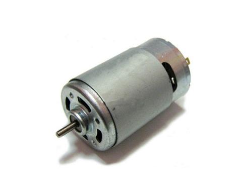 Двигатель для шуруповерта 12V вал 4мм ( без шестеренки )