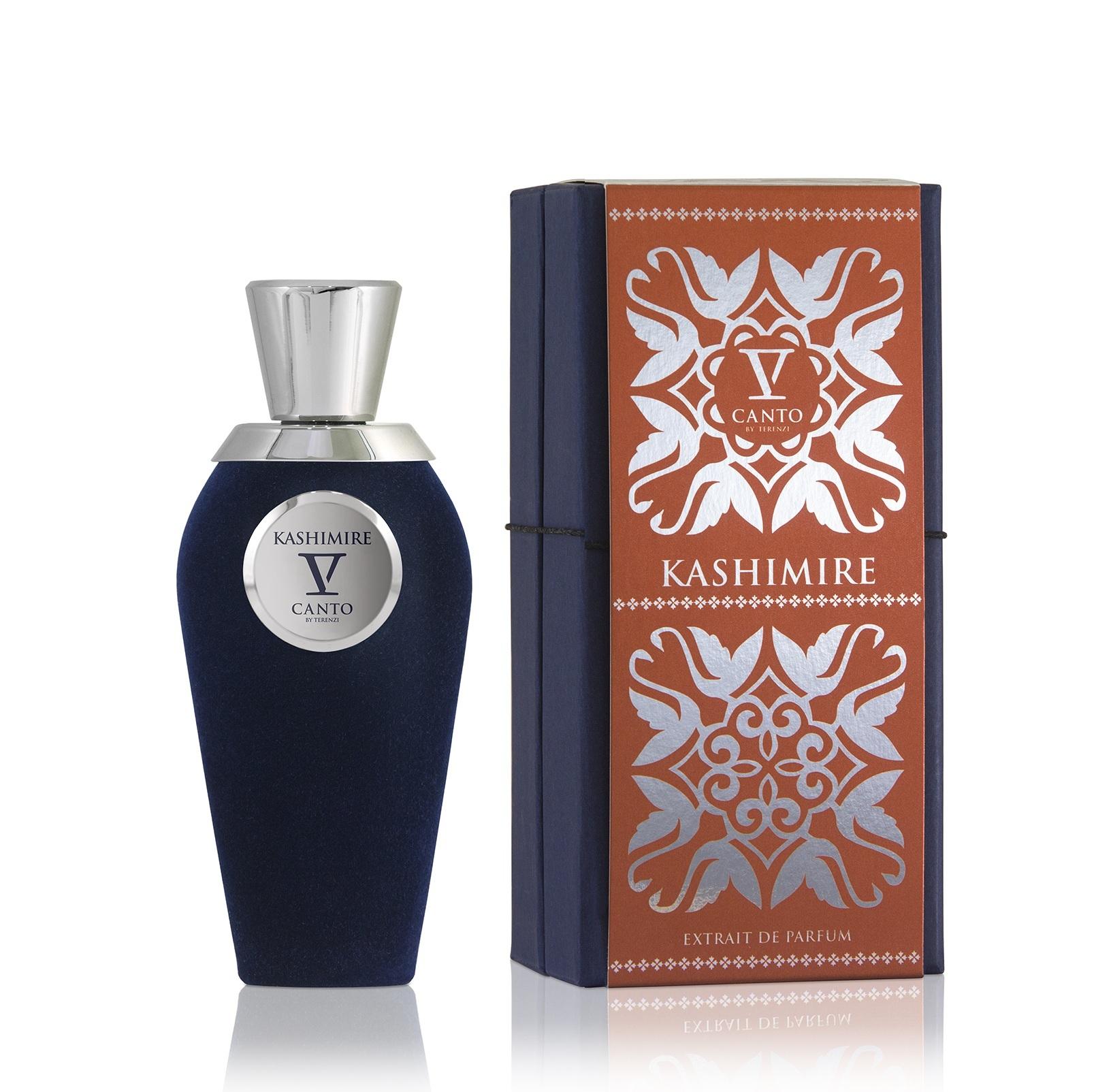 V Canto Kashimire Extrait de Parfum