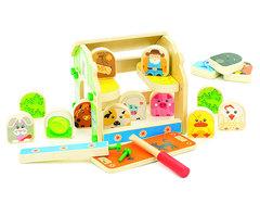 Игрушки из дерева Игровой набор-конструктор