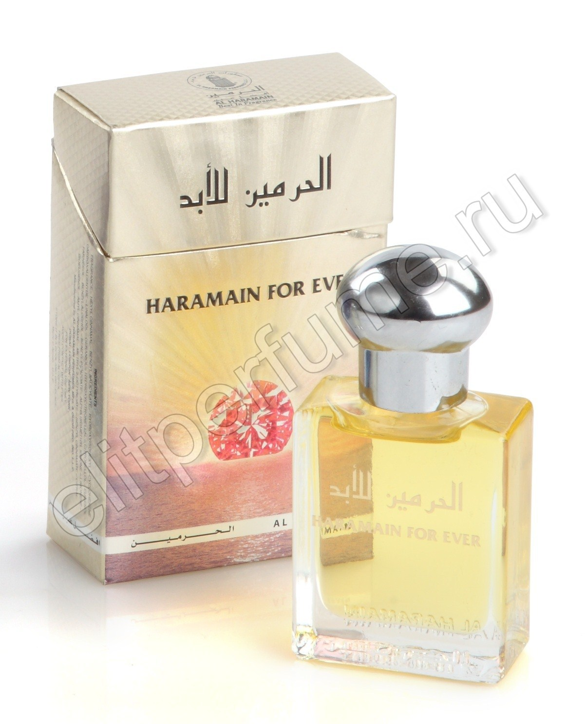 Пробники для духов Харамайн Навсегда Haramain Forever 1 мл арабские масляные духи от Аль Харамайн Al Haramin Perfumes
