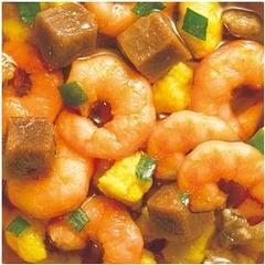 Лапша со вкусом креветки 100 гр. тм Nisshin