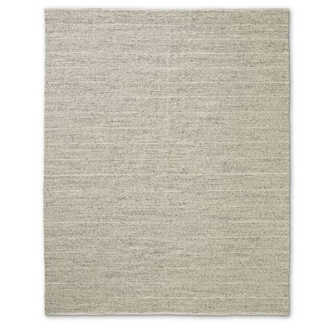 Aza Rug - Light Grey/White