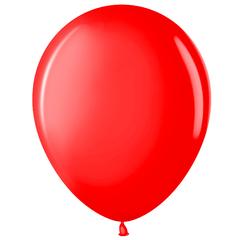 МЛ 5''/13 см, Красный (230), пастель, 100 шт.