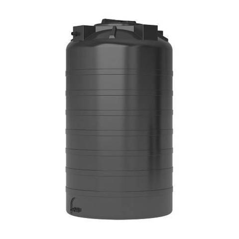 Бак для воды АКВАТЕК ATV 500 (с поплавком, цвет чёрный)