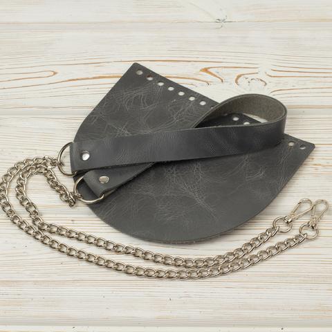 "Комплект для сумки ""Серый пулап"""