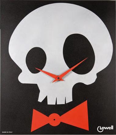 Часы настенные Lowell 05851N Enzo