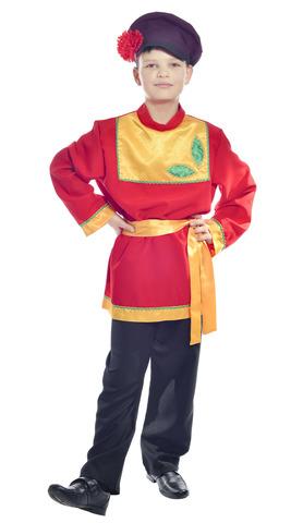 Танцевальный костюм в Народном стиле для мальчика
