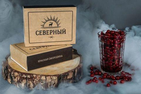 Табак для кальяна Северный - Красная Смородина
