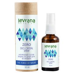 Levrana, Дезодорант ZERO без аромата, 50мл