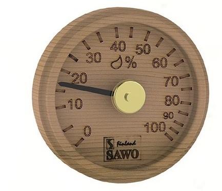 Термометры и гигрометры: Гигрометр SAWO 102-HD термометры и гигрометры гигрометр sawo 220 hd