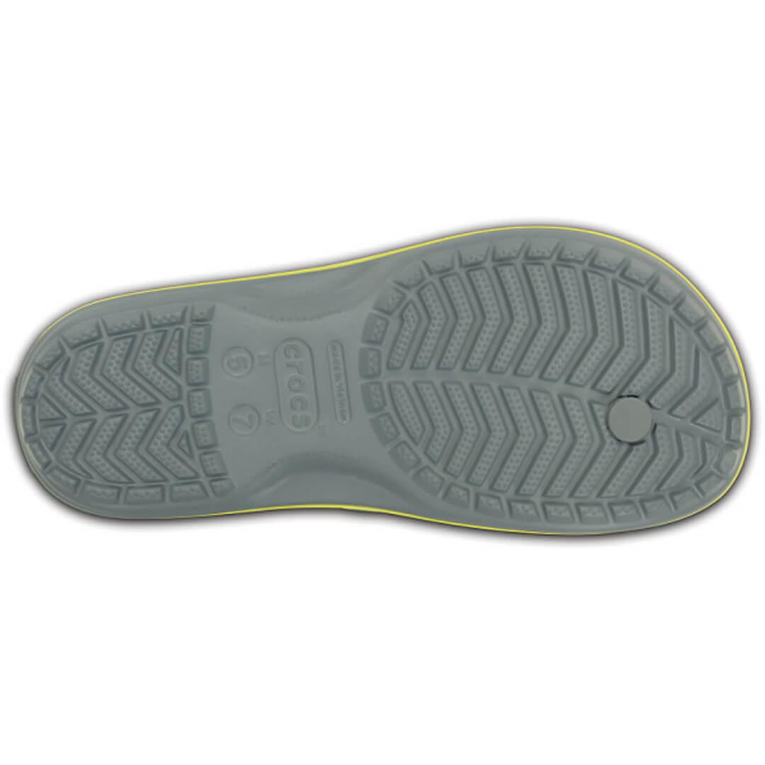 Шлепанцы Crocs Crocband Flip Серые
