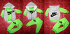 Спортивный костюм 3-ка Найк, футер начесной