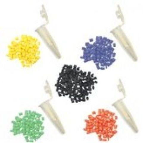 Комплект красителей для пластика Полиморфус 5 цветов по 1 гр.