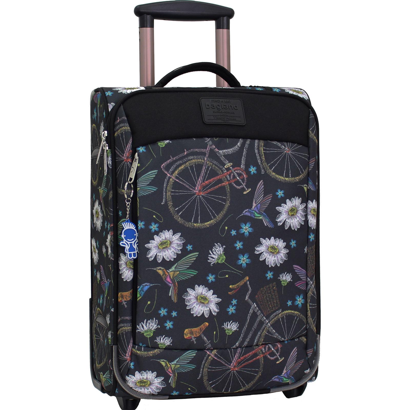 Дорожные чемоданы Чемодан Bagland Vichenzo 32 л. сублімація 194 (0037666194) IMG_1373.JPG