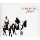 Lucio Battisti / Le Avventure Di Lucio Battisti E Mogol (3CD)
