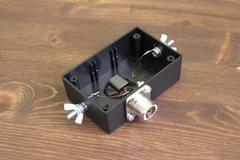 Beverage Antenna RF Isolating transformer 50/450 Ohm, SO-239