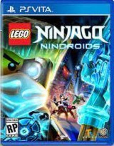 Sony PS Vita LEGO Ninjago: Nindroids (русские субтитры)