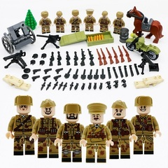 Минифигурки Военных Советская Армия серия 290