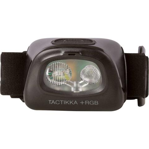 фонарь налобный Petzl Tactikka + Rgb