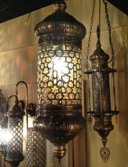 люстра в восточном стиле 03-12 ( by Arab-design )