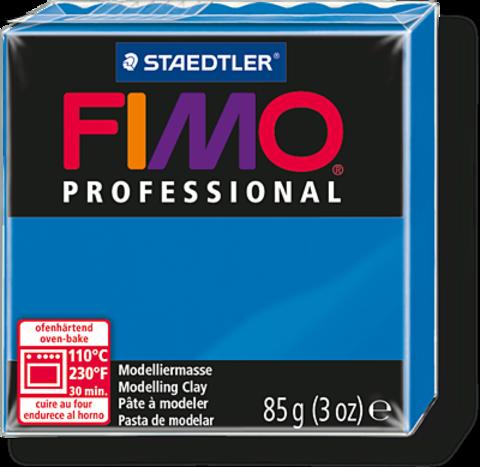 Fimo Professional цвет чисто-синий