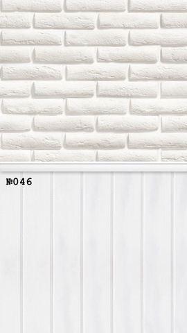 Фотофон виниловый стена-пол «Лофт» №046