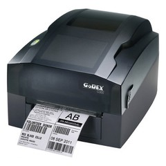 Принтер этикеток GODEX G300 (108мм, 203dpi, Ethernet, RS-232, USB)