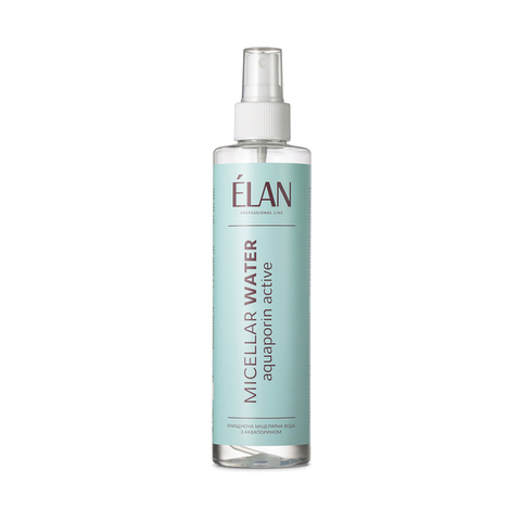 Elan, Очищающая мицеллярная вода с аквапорином