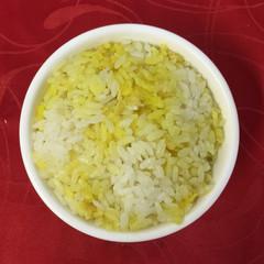128 - Рис с яйцом