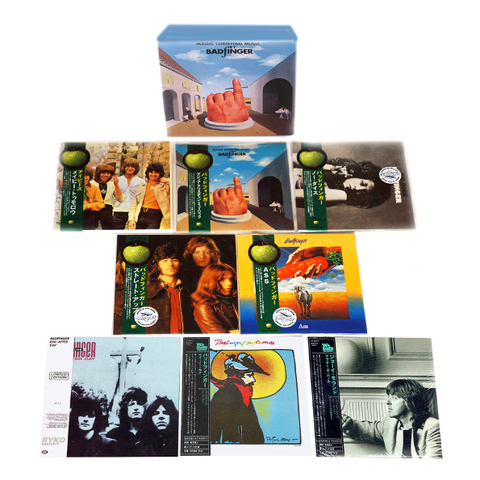 Комплект / Badfinger (8 Mini LP CD + Box)